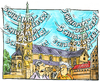 Cartoon: ... (small) by GB tagged katholisch,kirche,missbrauch,church,catholic,kloster,schüler,internat,pater