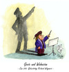 Cartoon: Richard Wagner (small) by Mario Schuster tagged karikatur,cartoon,mario,schuster,richard,wagner