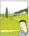 Cartoon: circo massimo (small) by marco petrella tagged roma