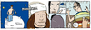 Cartoon: david foster wallace (small) by marco petrella tagged dfw
