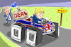Cartoon: brexit deal (small) by leopold maurer tagged brexit,deal,eu,johnson,juncker