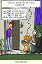 Cartoon: halloween (small) by leopold maurer tagged halloween,partei,werbung