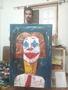 Cartoon: the Joker (small) by omar seddek mostafa tagged the,joker
