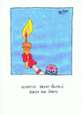 Cartoon: Olympic Health and Safety (small) by Kerina Strevens tagged olympics sport flame health safety england fire icon