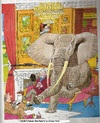 Cartoon: Elephant on the sofa (small) by Ken tagged elephant