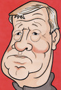 Cartoon: Sir Alex Ferguson (small) by Ca11an tagged sir,alex,ferguson,caricature,manchester,united,manager