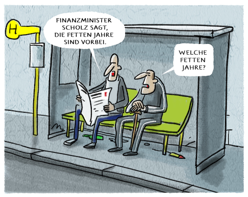 Cartoon: ...diätische Prognose... (medium) by markus-grolik tagged olaf,scholz,prognose,finanzminister,steuereinnahmen,groko,berlin,deutschland,wirtschaft,2019,olaf,scholz,prognose,finanzminister,steuereinnahmen,groko,berlin,deutschland,wirtschaft,2019