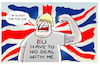 Cartoon: ..oh no no no... (small) by markus-grolik tagged boris,johnson,unterhaus,stichwahl,premierminister,brexit,london,europa,eu,bruessel,no,deal