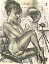 Cartoon: Mid-century modern selfie (small) by greg hergert tagged selfie,midcentury,billward