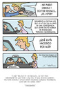 Cartoon: Suprise (small) by Juan Carlos Partidas tagged immigration,immigrant,doctor,taxi,injustice,discrimination