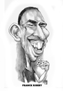 Cartoon: Franck Ribery (small) by Szena tagged franck ribery caricatur french football stars fc bayern munich