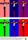 Cartoon: Karfreitagsquiz (small) by user unknown tagged karfreitag,quiz,inri,ianal,spqr,vsop,irma,out,of,order,kreuz,cross,jesus,christus,kreuzigung