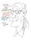 Cartoon: Patch Adams (small) by BDTXIII tagged patchadams,bdtxiii,caricature