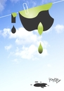 Cartoon: clothesline ideas (small) by Tonho tagged steve jobs apple