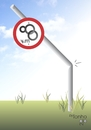 Cartoon: eighty (small) by Tonho tagged 8o,accident