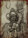 Cartoon: Executioner (small) by hopsy tagged executioner chicken knife