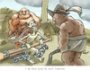 Cartoon: Galley slave (small) by hopsy tagged galley slave work