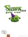 Cartoon: Shrek Forever After (small) by Dailydanai tagged shrek,forever,after