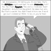 Cartoon: The Fired Effect (small) by creative jones tagged flynn,fired,tapped,phone,call