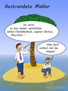 Cartoon: Gestrandete Makler (small) by fcartoons tagged insel,shirt,tie,sand,up,shut,cartoon,isle,island,palm,broker,stranded,makler,palme,meer,schlips,strand,versicherung,comic,lustig