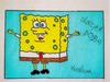Cartoon: sponge bob (small) by keziban tagged kez