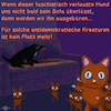 Cartoon: Cats and Dogs 1 (small) by PuzzleVisions tagged puzzlevisions,katzen,cats,dogs,hunde,faschismus,türkei,turkey,deutschland,germany,erdogan,geburt,birth