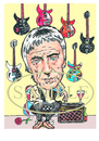 Cartoon: Modfather with Ricks and Vox (small) by Marty Street tagged mod,weller,jam