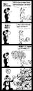Cartoon: Give Me Five (small) by DJ SAVIOR tagged comic,freaks