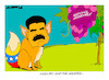 Cartoon: Venezuela... (small) by Amorim tagged nicolas,maduro,venezuela