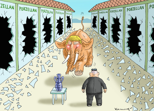 Cartoon: AGENT ORANGE ELEPHANT (medium) by marian kamensky tagged obama,trump,präsidentenwahlen,usa,baba,vanga,republikaner,inauguration,demokraten,kim,jong,un,wikileaks,faschismus,singarur,obama,trump,präsidentenwahlen,usa,baba,vanga,republikaner,inauguration,demokraten,kim,jong,un,wikileaks,faschismus,singarur