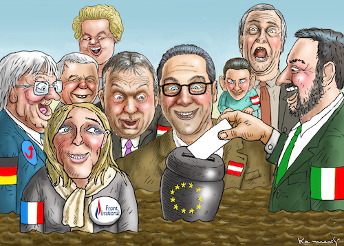 Cartoon: BRAUNER EU-SUMPF WÄHLT (medium) by marian kamensky tagged brexit,theresa,may,england,eu,schottland,weicher,wahlen,boris,johnson,nigel,farage,referendum,julian,assange,brexit,theresa,may,england,eu,schottland,weicher,wahlen,boris,johnson,nigel,farage,referendum,julian,assange