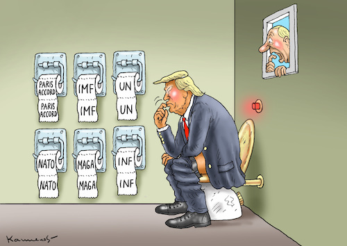 Cartoon: THE THINKER STINKER (medium) by marian kamensky tagged obama,trump,präsidentenwahlen,usa,baba,vanga,republikaner,inauguration,demokraten,wikileaks,faschismus,jamal,khashoggi,putin,inf,obama,trump,präsidentenwahlen,usa,baba,vanga,republikaner,inauguration,demokraten,wikileaks,faschismus,jamal,khashoggi,putin,inf