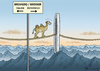 Cartoon: BRENNER (small) by marian kamensky tagged brenner,pass,österreich,italien