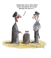 Cartoon: FLUGHAFENWITZ (small) by marian kamensky tagged hollande,trifft,obama,terroranschlag,in,paris