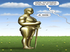 Cartoon: OSCAR (small) by marian kamensky tagged oscar,verleihung,los,angeles,hollywood