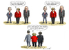 Cartoon: UCKERMARKER FRÜHLING (small) by marian kamensky tagged böhmermann,erdogan,merkel,satire,zdf