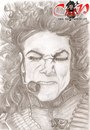 Cartoon: Michael Jackson (small) by corabiapiratilorgmailcom tagged caricaturi,desene,portrete,corabia,piratilor