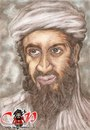 Cartoon: Osama Bin Laden (small) by corabiapiratilorgmailcom tagged caricaturi,desene,portrete,corabia,piratilor