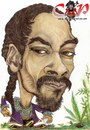 Cartoon: Snoop Dogg (small) by corabiapiratilorgmailcom tagged caricaturi,desene,portrete,corabia,piratilor