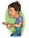 Cartoon: karykatura_18_14 (small) by Krzyskow tagged karykatura