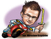 Cartoon: karykatura_22_15 (small) by Krzyskow tagged karykatura