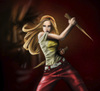 Cartoon: TheVampireSlayer (small) by sahin tagged the,vampire,slayer,buffy,summers,tv,show,demons,monsters,90,season,series,sarah,michelle,gellar