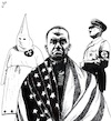 Cartoon: Racial Supremacy (small) by paolo lombardi tagged racism
