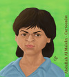 Cartoon: shahrukh khan (small) by abdullah tagged shahruhkhan bollywood india hindi