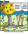 Cartoon: apples (small) by George tagged apples