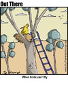 Cartoon: ladder (small) by George tagged ladder