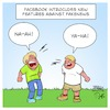 Cartoon: Facebook Fakenews Features (small) by Timo Essner tagged facebook,fakenews,features,hatespeech,cartoon,untrue,like,timo,essner