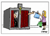 Cartoon: Confessional (small) by Carma tagged church,religion,priest,society,confessional,catholicism,christianity,women