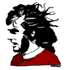 Cartoon: George Best (small) by Carma tagged sport,futball,george,best,celebrities