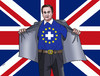 Cartoon: brexitplus (small) by kotrha tagged brexit,eu,cameron,referendum,europa